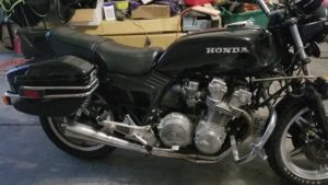 79 Honda CB750F **IN PROGRESS**
